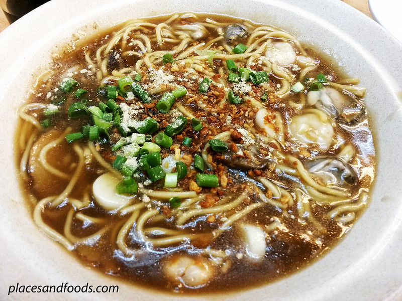 teo chew meng oyster mee