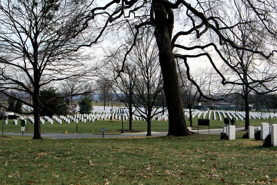 arlington cemetery 7
