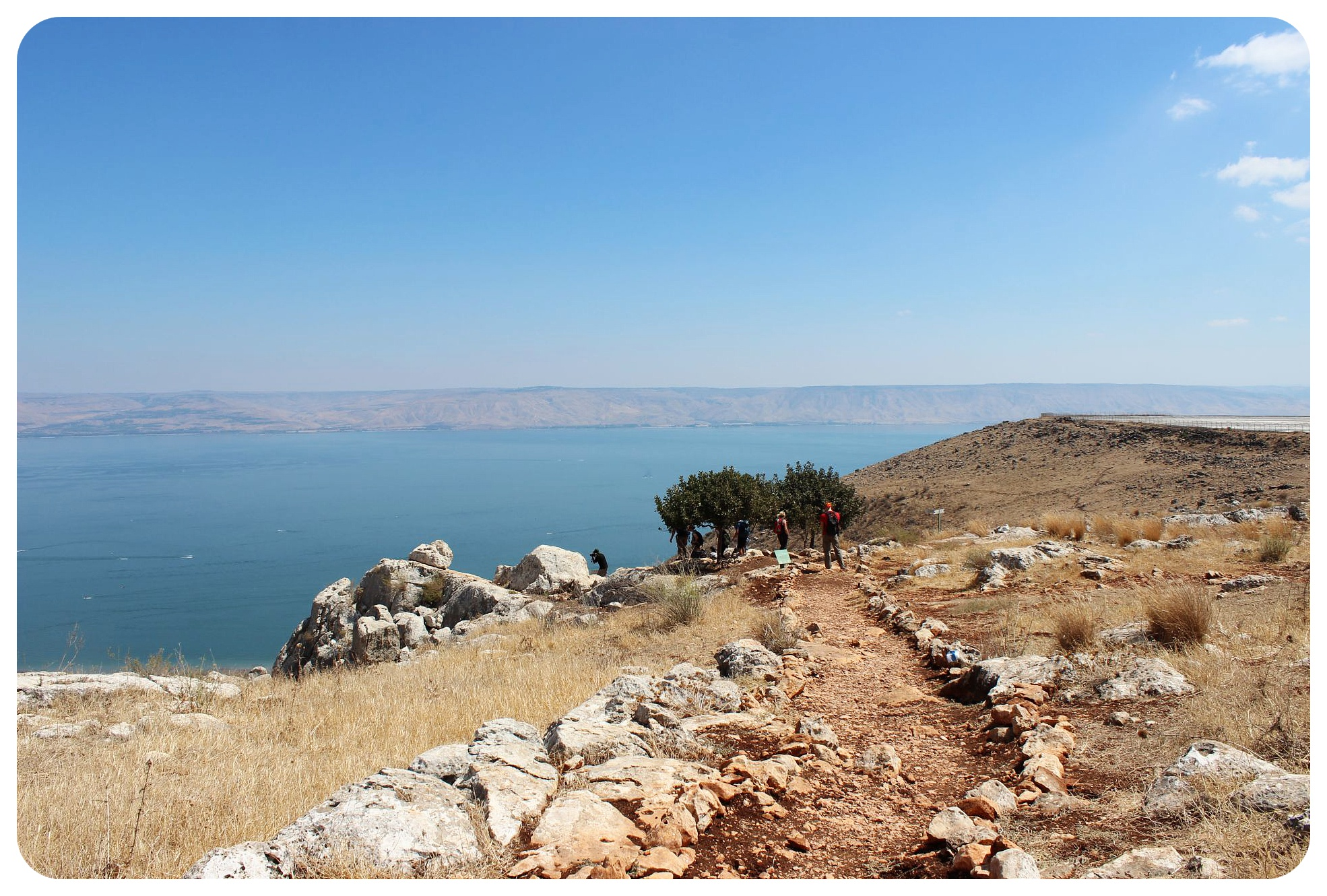 mount arbel hiking trail