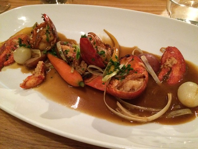 Lobster ragout - Table