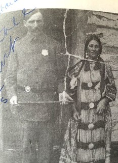 Great Grandparents Joseph and Isabelle LaFromboise