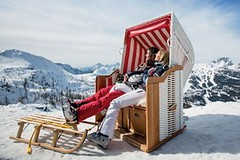 Jarní Nassfeld - žhavá party na sněhu