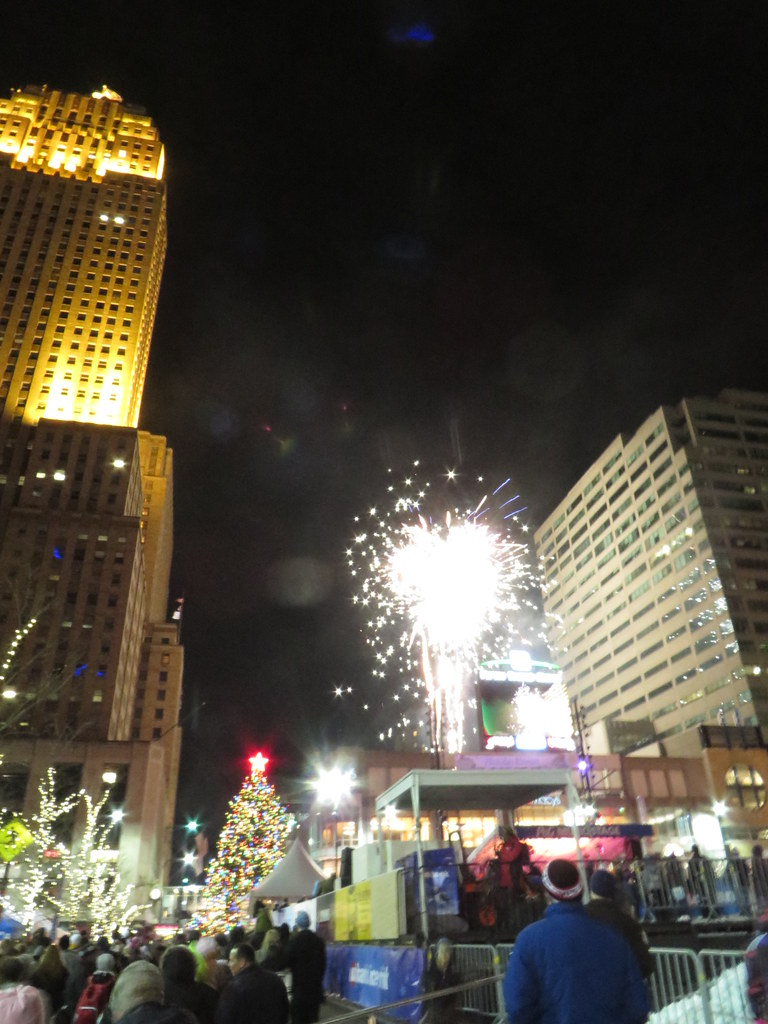 Macy's Light Up the Square