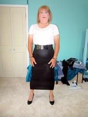 Black Skirt 1
