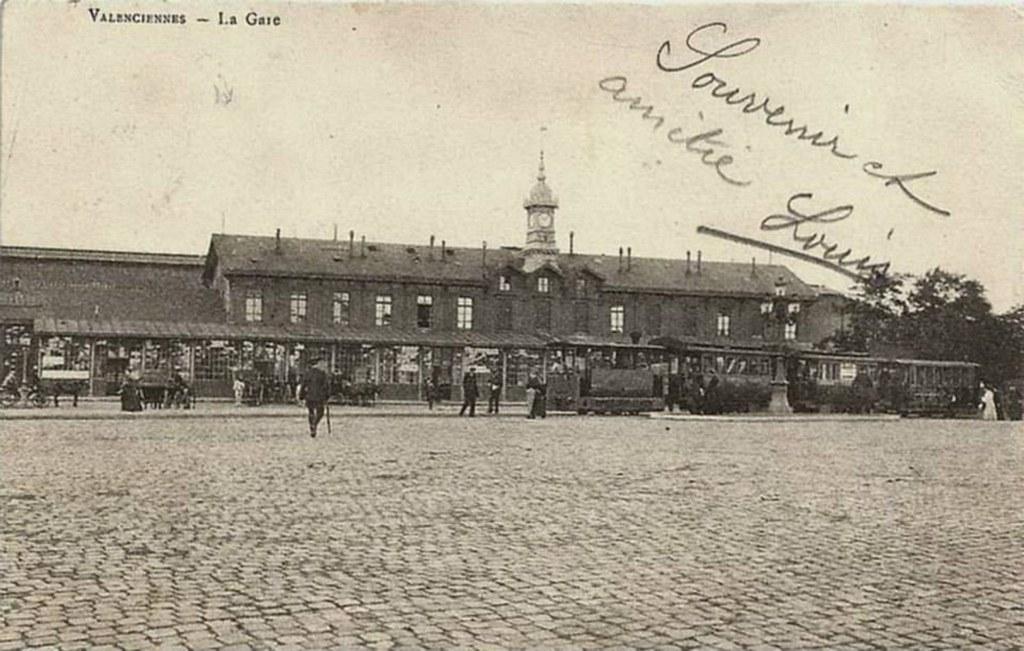Valenciennes-Gare-1905