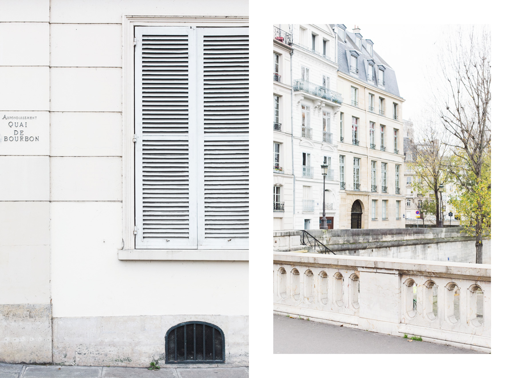 Around the 4th arrondissement