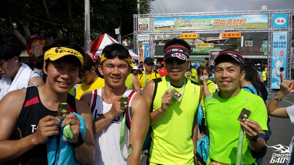 田中馬拉松_Tianzhong Marathon246