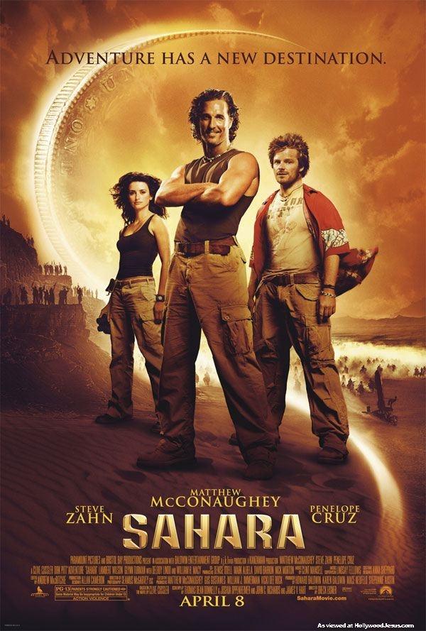 Cuộc Chiến Trên Sa Mạc - Sahara (2005)