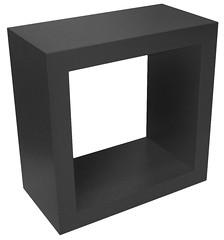 Donut-Pedestal-Black