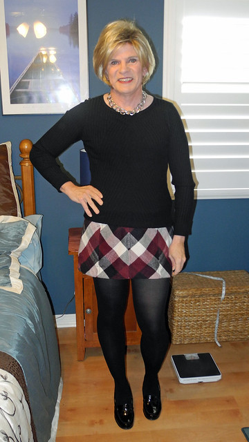 Flickr The Opaque Tights With Plaid Skirts Pool