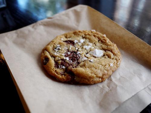 11-11 chocolate chip sea salt cookie