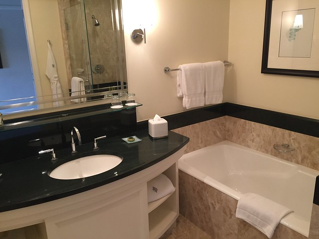 Four Seasons Miami Luxury Bathroom