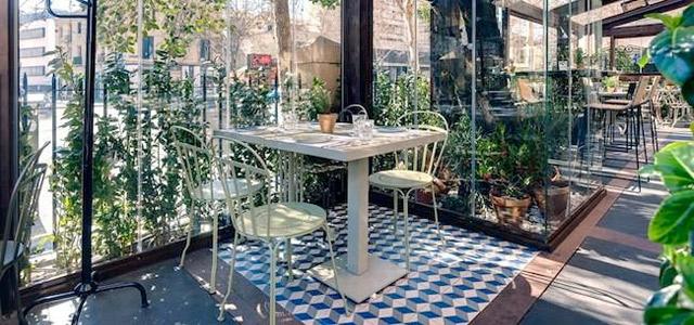 Pipa&Co terraza climatizada