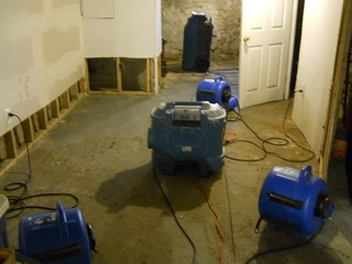 Flood Removal Cleanup Bristol PA (8)