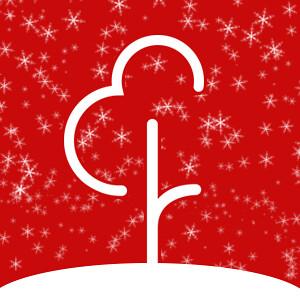 parkrun christmas logo