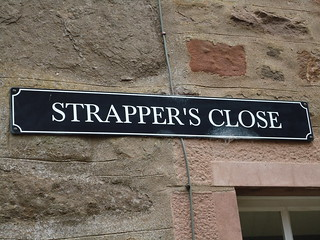 Strapper's Close