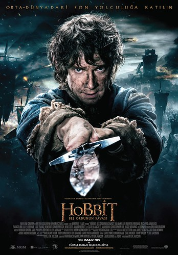 Hobbit: Beş Ordunun Savaşı - The Hobbit: The Battle Of The Five Armies (2014)