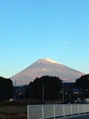 Mt.Fuji 富士山 11/18/2014