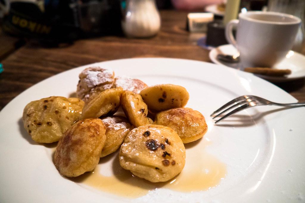 Dutch pancakes