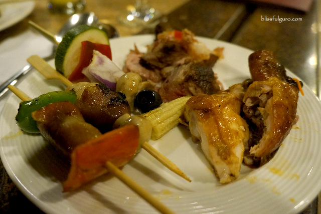Hotel Rembrandt Quezon City Buffet Dinner