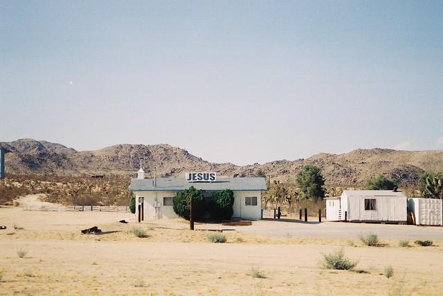 Deserted in Joshua Tree