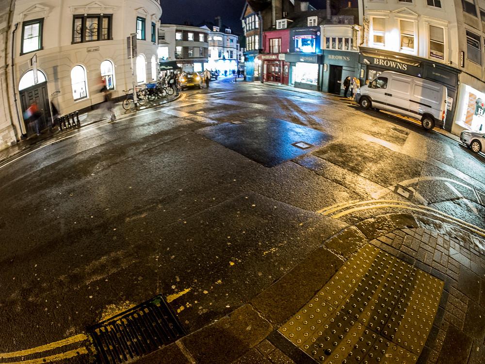 Fisheye Street