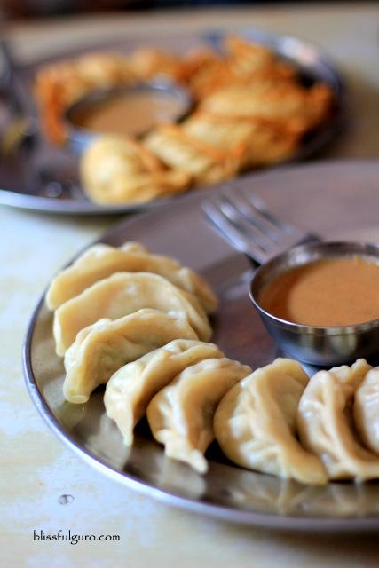 Nepal Food Momo