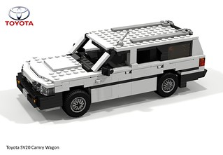 Toyota Camry SV20 Wagon (1987)