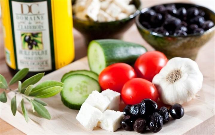 Chế độ ăn Địa Trung Hải với nhiều chất xơ giúp ngăn ngừa bệnh tiểu đường