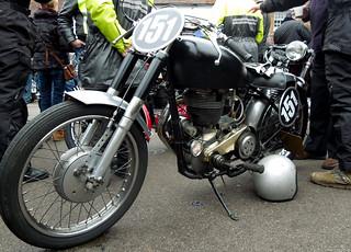 Biker Meet, Farningham, Kent, 26 Dec 2014