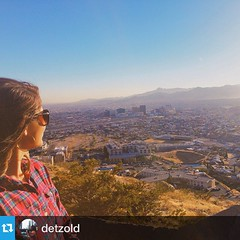 Definitely one of our favorite views of #ElPaso! Thanks for sharing, @detzold #ItsAllGoodEP