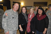 USO Holiday Tour stops in Vicenza