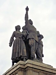 Monument to the Red Army, Sofia