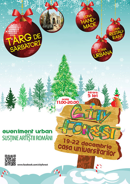 Targ de Craciun City Forest