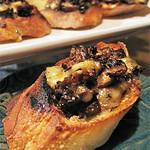 141229 Mushroom Crostini