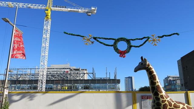 Christmas in the Re:START, Cashel Street