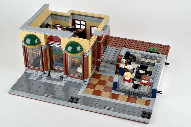 Lego Creator Expert 10246 Detective S Office Review