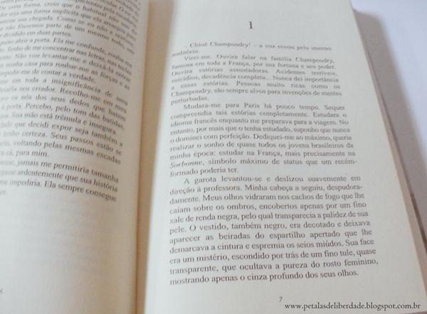 Diagramação Herdeiro da Névoa, Raquel Pagno