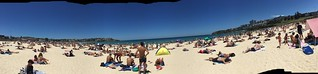 Bondi Beach between Xmas & New Year