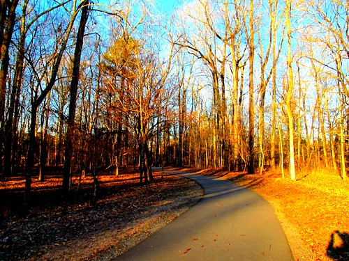 The Upper Neuse Greenway