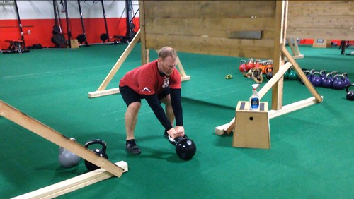 Xtreme Russian Kettlebell Workshop