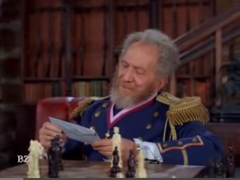 Emperor Norton on Bonanza