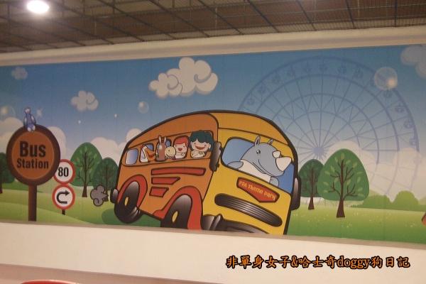 義大遊樂世界24瘋狂小巴士