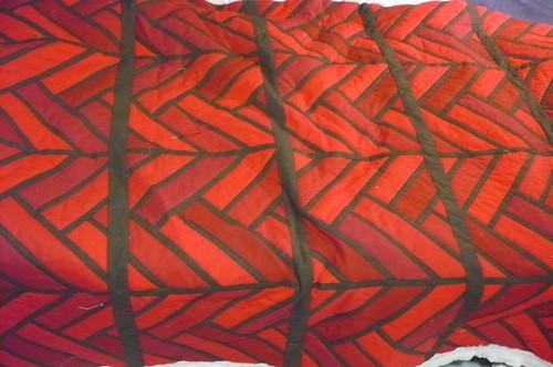 Red Herring - stitchin the ditch ...