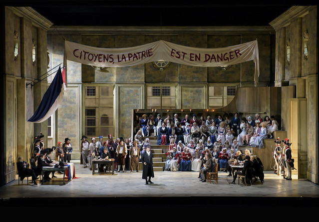 Andrea Chénier, The Royal Opera © ROH, 2015. Photograph by Bill Cooper