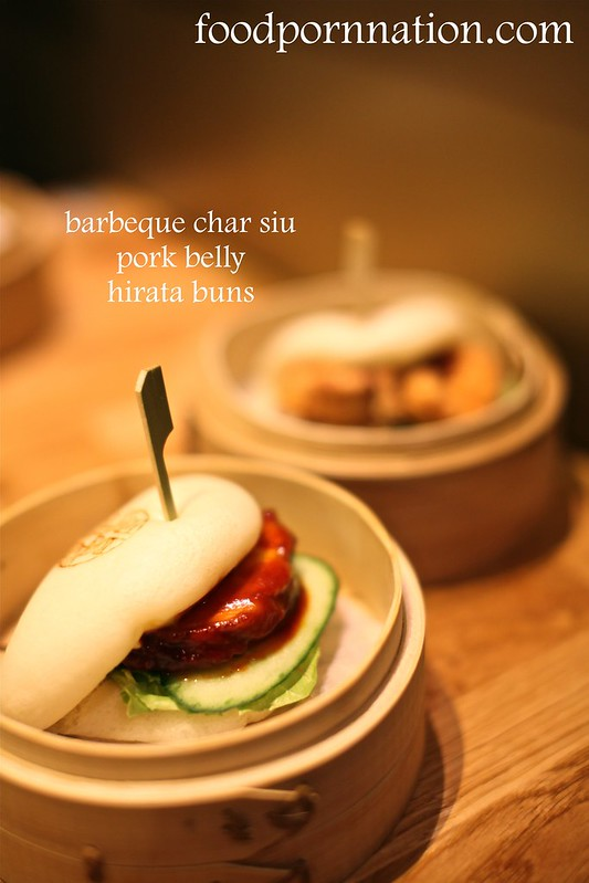 barbeque char siu pork hirata buns