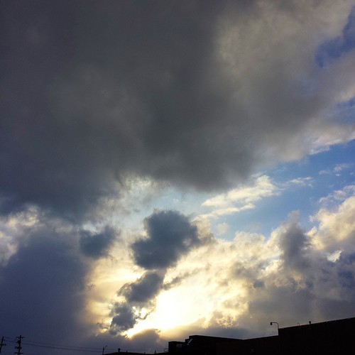 Winter sky #winter #wny