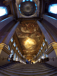 Painted Hall Old Royal Naval College