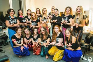 DanceAct Practice Night Christmas 2014 Showcase