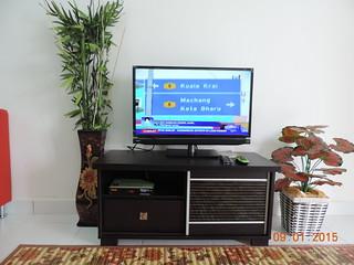 TV LED + Astro